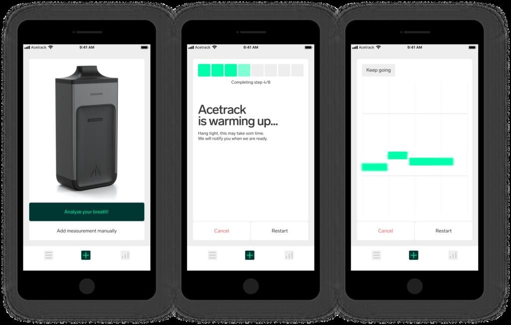 Acetrack Mobile App